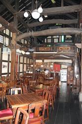 壱之倉庫の内部